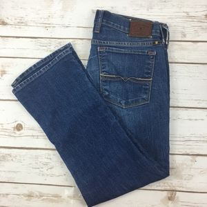 Lucky Brand Charlie Baby Boot Crop Jeans Size 2/26